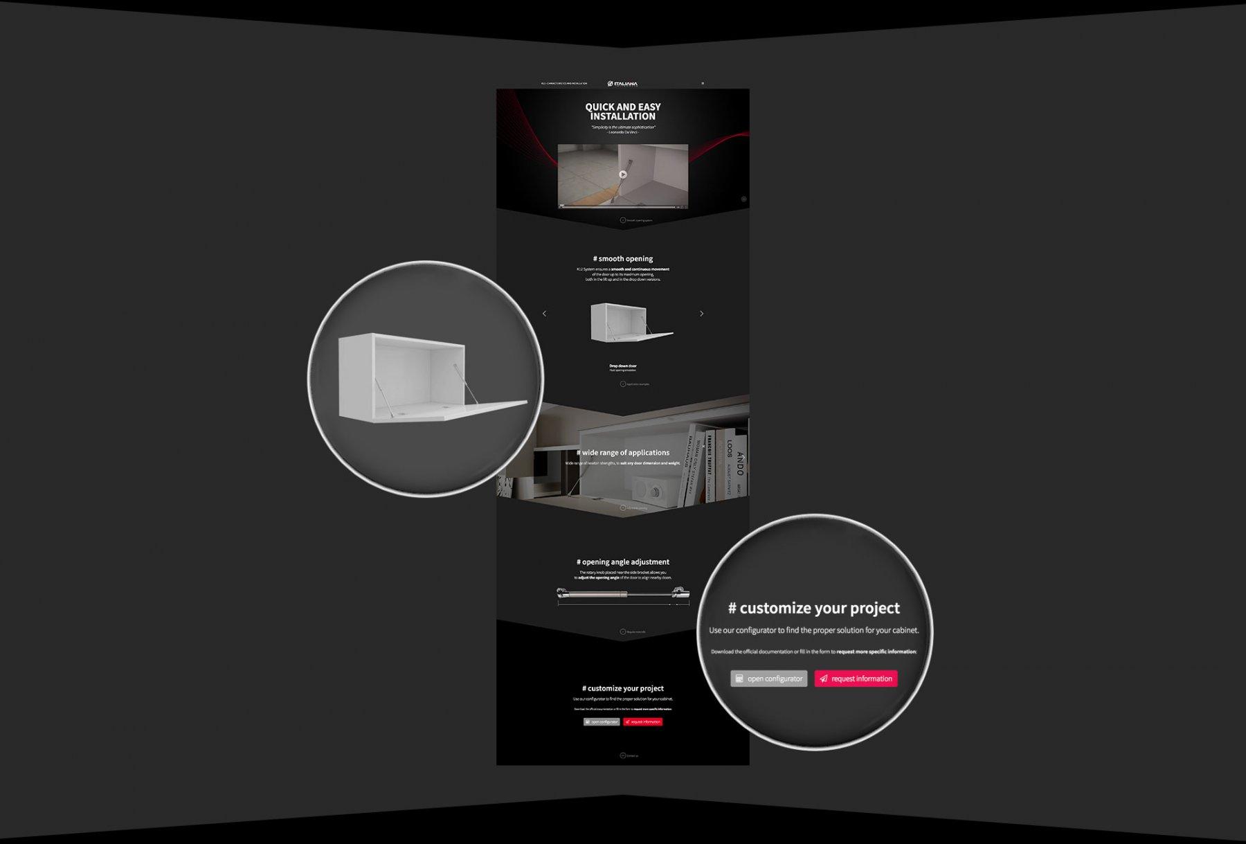 sito web prodotto k12 if