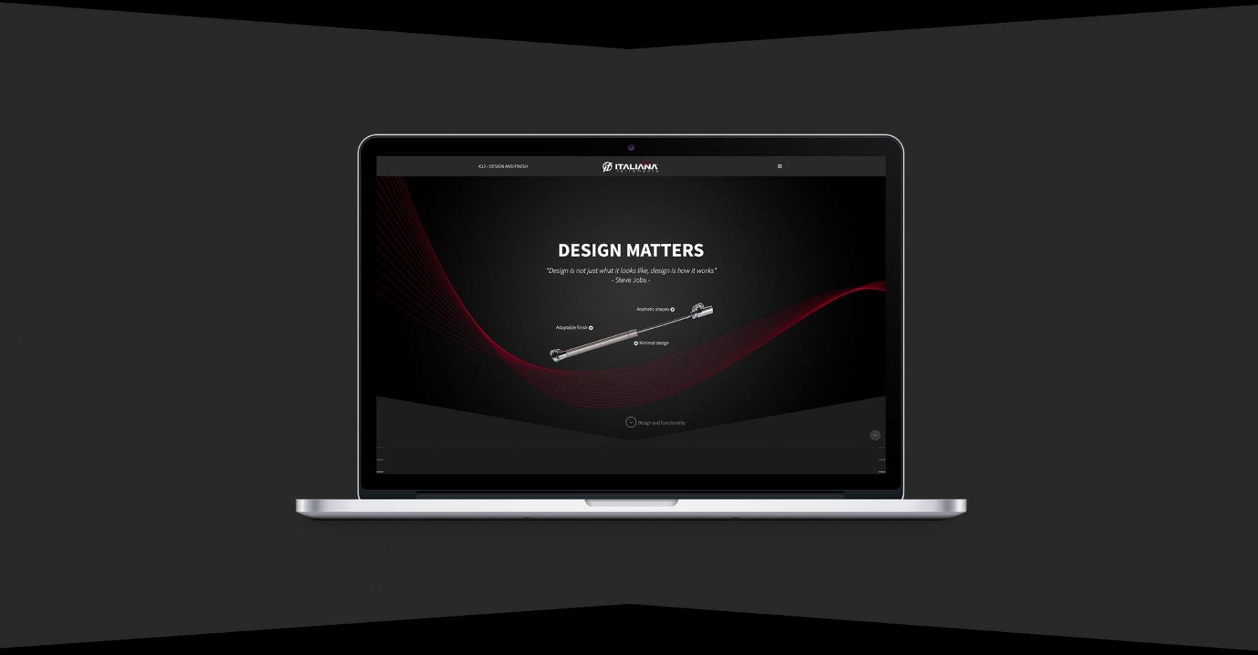 sviluppo sito web if