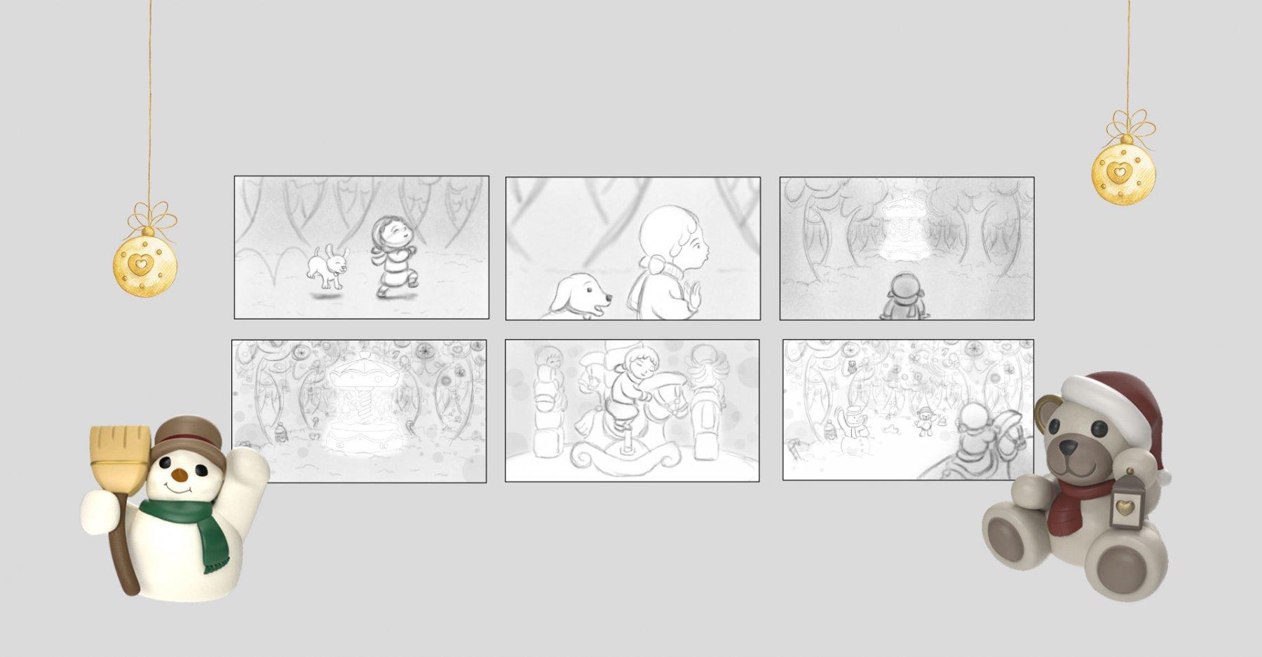 storyboard video thun