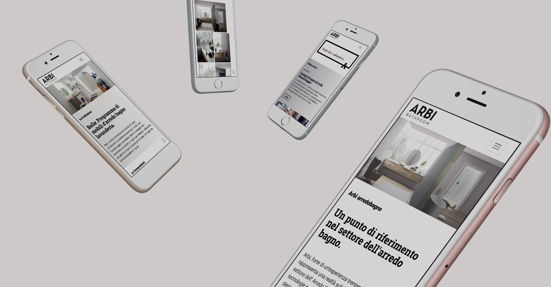 sito mobile arbi arredobagno